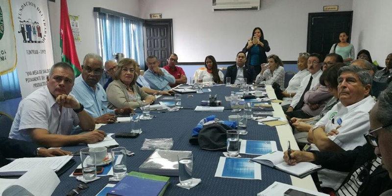 La Fundación del Trabajo realiza Mesa de Diálogo por el desarrollo de la Provincia de Chiriquí