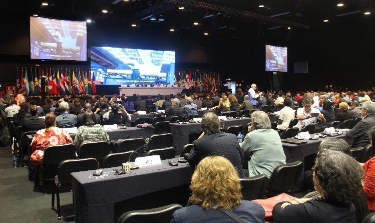 19va Reunión Regional Americana de la OIT