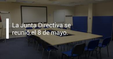 Reunión de Junta Directiva